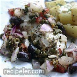 Easy Mediterranean Fish