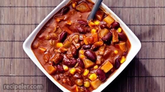 Easy Vegan Chili
