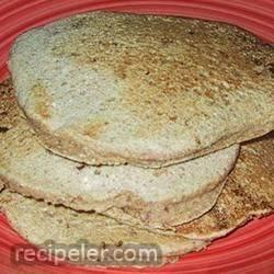 Easy Vegan Whole Grain Pancakes