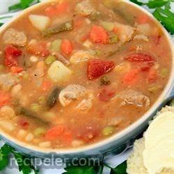 Easy Vegetable Soup