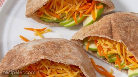 Easy Vegetarian Sandwich