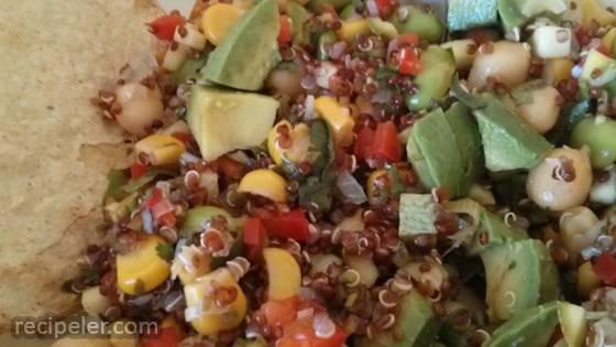 Edamame Bean Salad