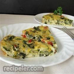 eggy veggie bake