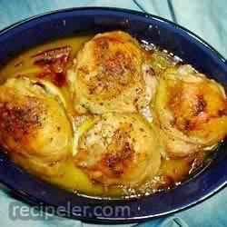 El Grande Borezo Chicken