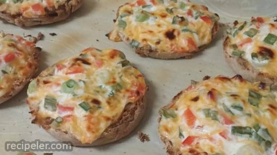 English Muffin Hors d'Oeuvres