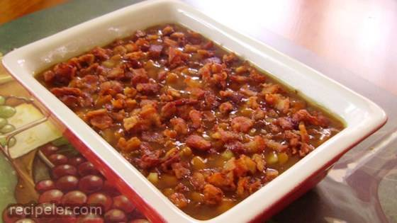 Erika's Baked Beans