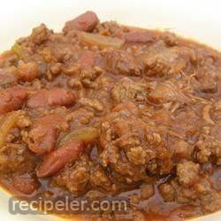 Fairuzah's Chili