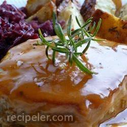 fennel pork chops