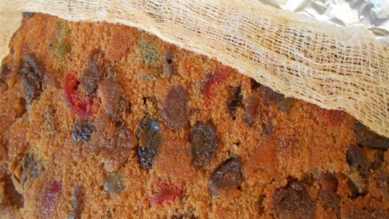 fermented fruit cake wrap