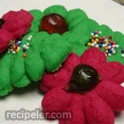 festive shortbread