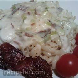 Feta And Bacon Pasta Sauce