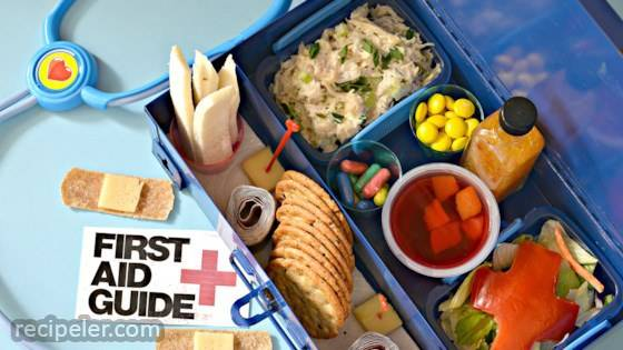 First Aid Lunch Kit