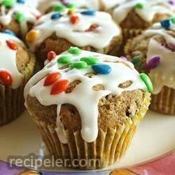 Five Spice Muffins