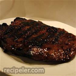 flank steak barbecue