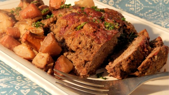 flavorized slow cooker meatloaf