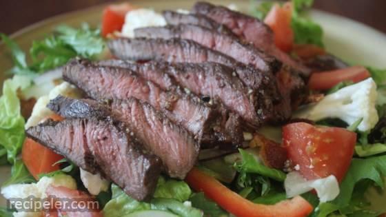 Foolproof Flat ron Steaks