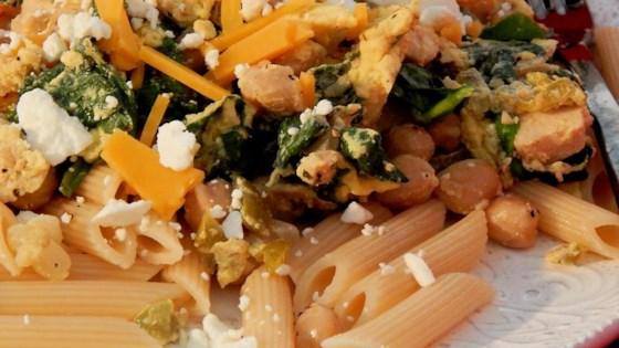 frank zappa's breakfast club pasta