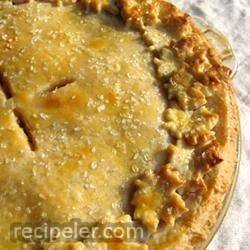 French Pastry Pie Crust