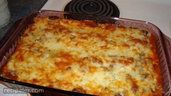 French-Style Lasagna