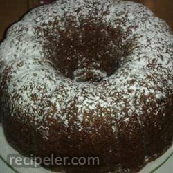 Fresh Apple Spice Cake