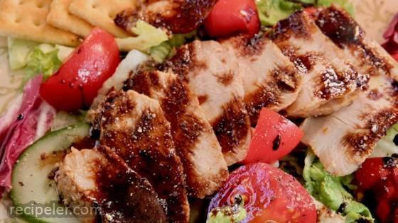Fresh Balsamic Chicken Salad