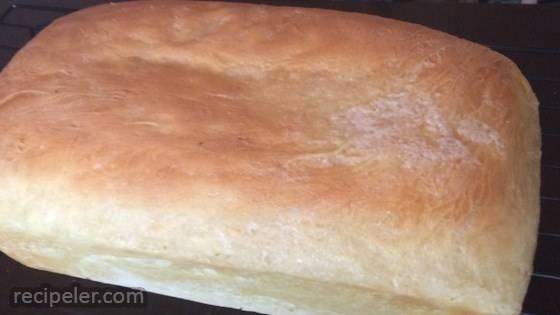 Fresh Yeast Bread