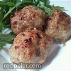 Frikadeller (Danish Meatballs)