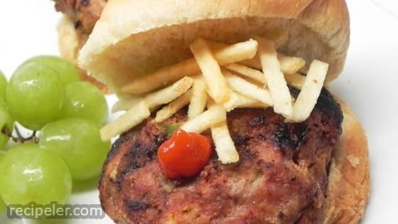 Fritas Cubanas (Cuban Hamburgers)