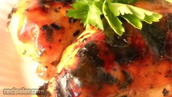 Fruit BBQ Marinade