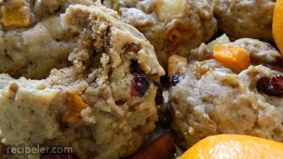 Fruit Cocktail Drop Cookies