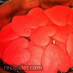 Fruity Cookie Press Cookies
