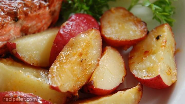 Garlic Red Potatoes