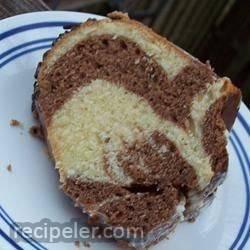 german marble cake