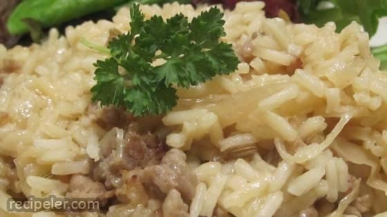German Rice