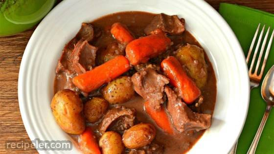 Gerry's Easy rish Stew
