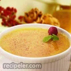 ghirardelli® classic white chocolate creme brulee