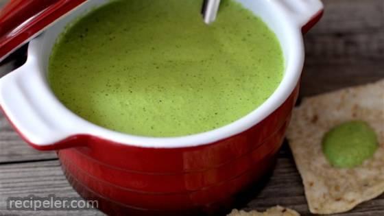 Ghost Pepper Green Sauce