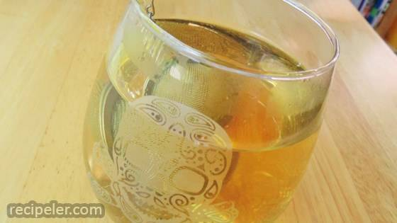 Ginger Detox Tea
