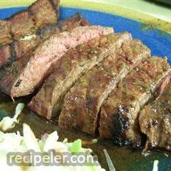 Ginger Steak