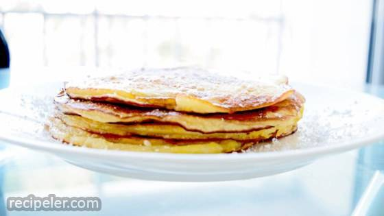 Gluten-Free and Lactose-Free Pancakes