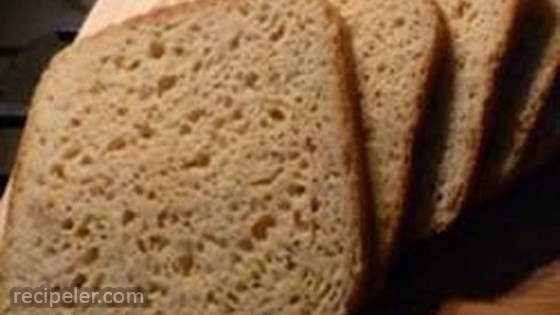 Gluten-Free Bread in a Bread Machine