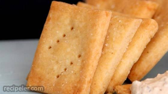 Gluten-Free Butter Crackers