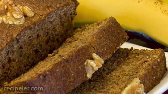 Gluten-Free Vegan Banana Nut Bread