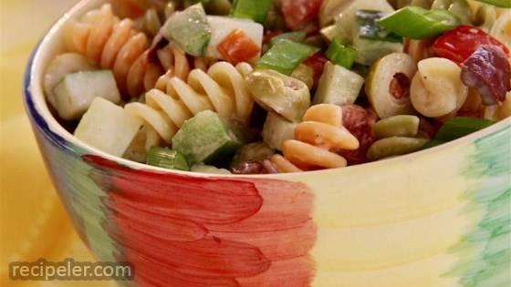 Graduation Pasta Salad