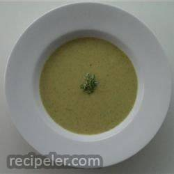 gramma's cream of broccoli
