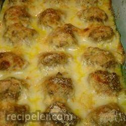 Grandma's Applesauce Meatballs