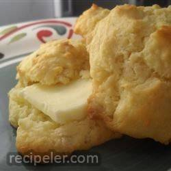 grandma's baking powder biscuits