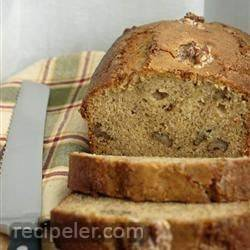 grandma's homemade banana bread