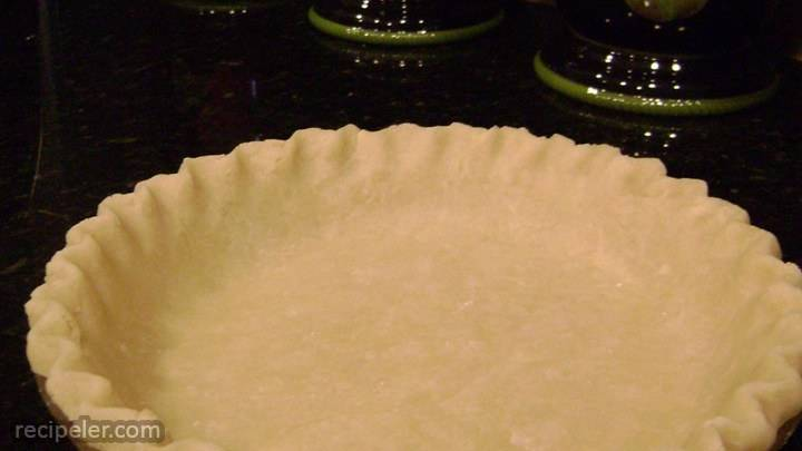Grandma's Secret Pie Crust