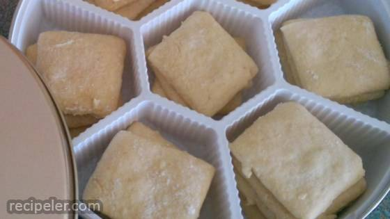 Grandma Tibbitts Sugar Cookies